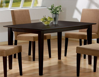 Coaster Hyde Rectangular dining table