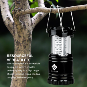 The Etekcity 2 Pack LED Camping Lantern