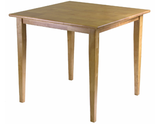 Winsome Square dining table