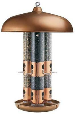 9. Perky-Pet 7103-2 Bird Feeder