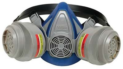 1. Safety Works 817663 Multi-Purpose Respirator