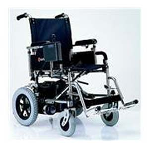 10. Foldable Power Wheelchair