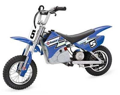 1. Razor MX350 Dirt Bike