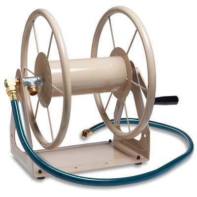 liberty garden products 3in1 hose reel