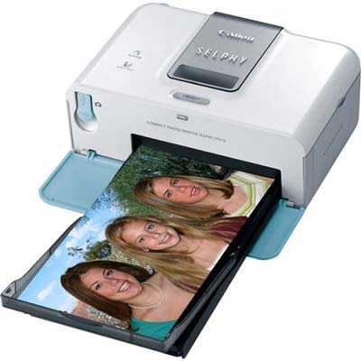 7. Canon SELPHY CP510 Photo Printer