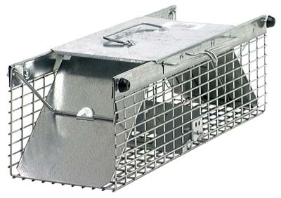 3. Havahart 1025 Live Animal Cage Trap