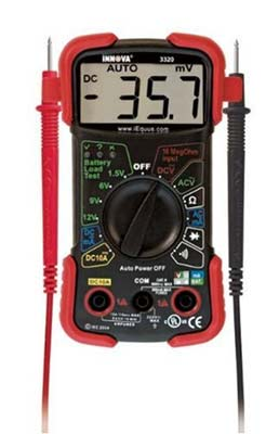 6. INNOVA 3320 Digital Multimeter