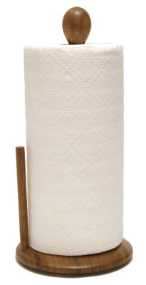 9. Lipper International 8838 Paper Towel Holder