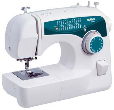 6. Brother XL2600I Sewing Machine