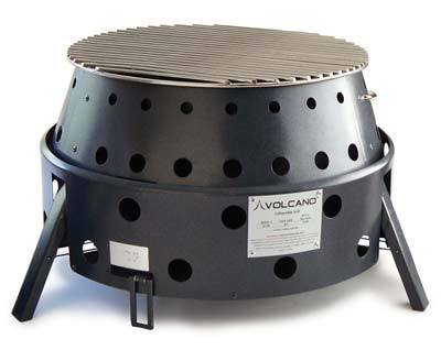 Volcano 3 Collapsible Cook Stove (BBQ Grill)
