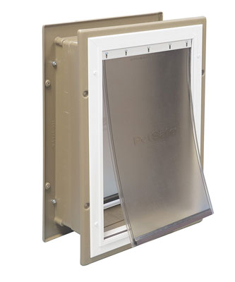 8. PetSafe Wall Entry Pet Doors