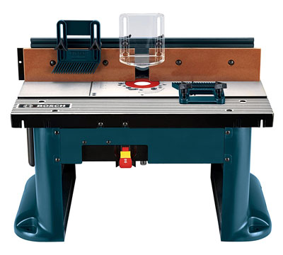 1. BOSCH RA1181 Benchtop Router Table
