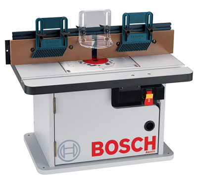 3. BOSCH RA1171 Router Table