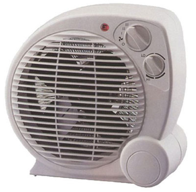 6. Pelonis HB211T Fan Forced Electric Heater