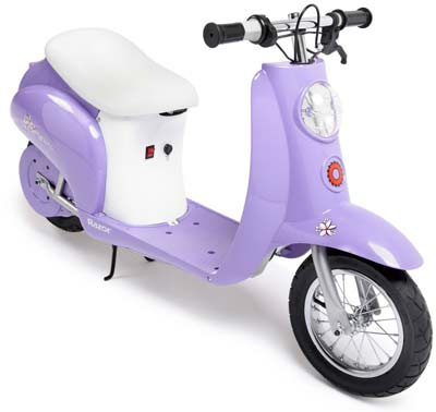 4. Razor Euro Electric Scooter
