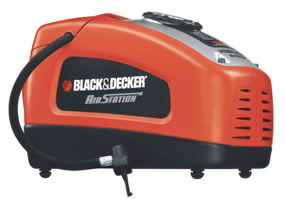 1. Black & Decker ASI300 Air Station Inflator