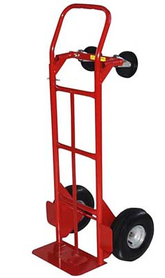 3. Milwaukee 49180 Hand Truck