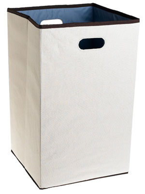 6. Rubbermaid FG4D0602NATUR 23-in. Laundry Hamper