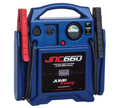 6. Clore Automotive JNC660 12V Jump Starter