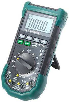 7. Mastech Digital Multimeter (MS8268 MS8261 Series)