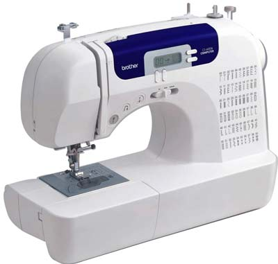 4. Brother CS6000i Sewing Machine