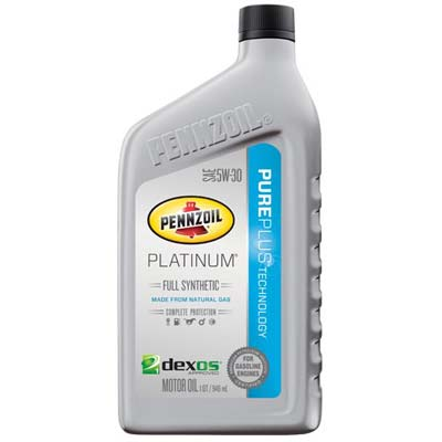 9. Pennzoil 550022689 Full Synthetic Motor Oil
