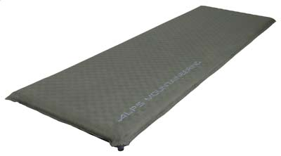 4. ALPS Mountaineering Comfort Series Air Pad