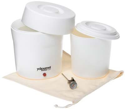 6. Yogurmet Yogurt Maker
