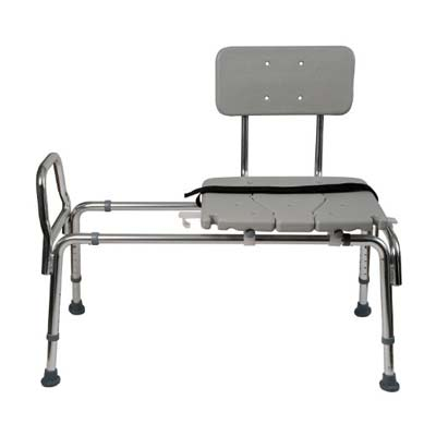 10. Duro-Med Bench Shower Chair
