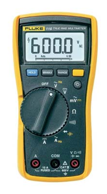 1. Fluke Multimeter