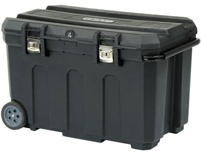 6. Stanley 037025H Mobile Chest (50 Gallon)