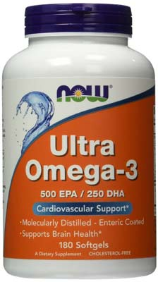 7. Now Foods Ultra Omega 3