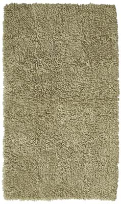 3. Luxury Loop Cotton Bath Mat by Pinzon
