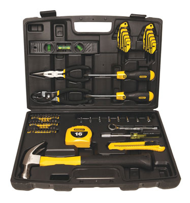 1. Stanley 94-248 65-Piece Tool Kit