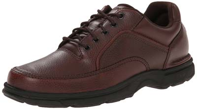 3. Men's Eureka Walking Shoes by Rockport