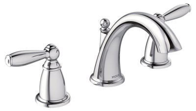 7. Moen T6620 Two-Handle Bathroom Faucet