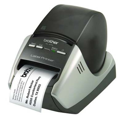 3. Brother QL-570 Label Printer