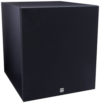 6. BIC America F12 12-Inch Powered Subwoofer