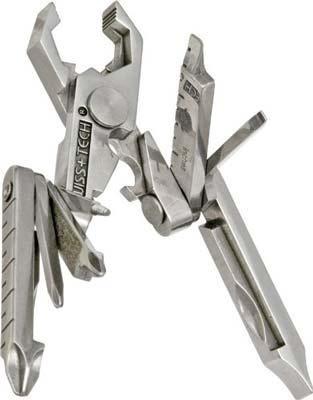 10. Swiss+Tech Micro Pocket Multitool
