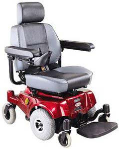 3. CTM Homecare Power Chair
