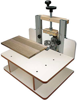 10. MLCS FLATBED Horizontal Router Table