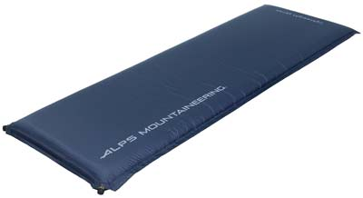 1. ALPS Mountaineering Self-Inflating Air Pad