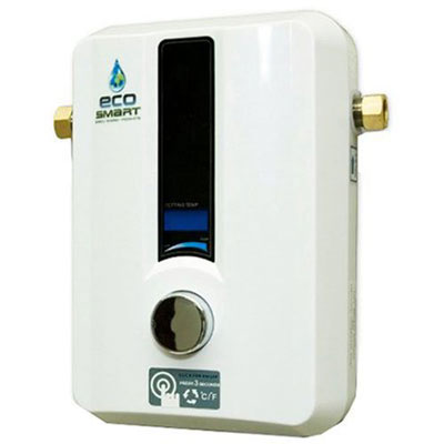 2. EcoSmart ECO 11 Electric Tankless Water Heater