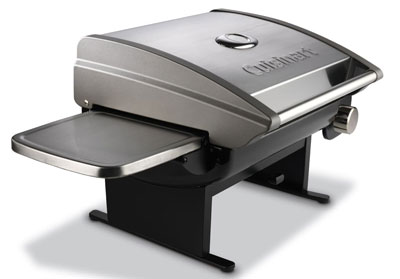 6. Cuisinart CGG-200 All-Foods Gas Grill