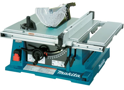 10. Makita 2705 10-Inch Table Saw