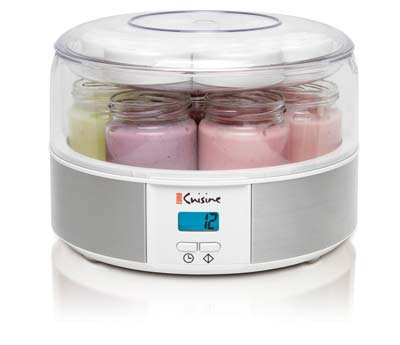 2. Euro Cuisine Yogurt Maker (YMX650)