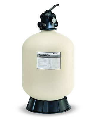 10. Pentair 145322 60-GPM Pool Sand Filter