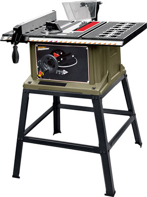 6. Rockwell RK7240 10-Inch Table Saw with Stand