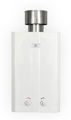 9. Eccotemp L10 Tankless Water Heater