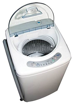 4. Haier HLP21N Portable Washer